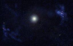 gwiazda polarna Fotografia Stock
