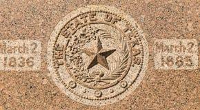 Gwiazda Teksas w Austin Obraz Stock