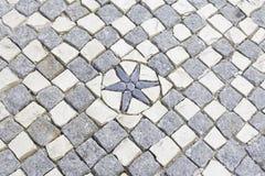 Gwiazda w miastowej ziemi Obraz Royalty Free