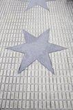 Gwiazda w ziemi Obraz Royalty Free