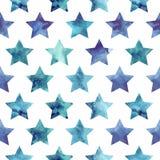 Gwiazda wzór Obraz Stock