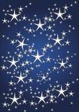 Gwiazda wzór Fotografia Royalty Free