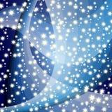 Gwiazdowa abstrakcja Obraz Royalty Free