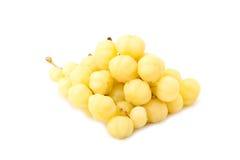Gwiazdowa agrestowa owoc Zdjęcie Stock