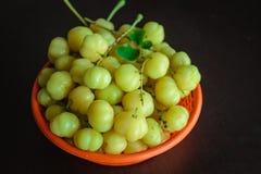 Gwiazdowa agrestowa owoc Zdjęcia Stock