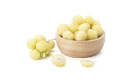 Gwiazdowa agrestowa owoc Zdjęcia Royalty Free