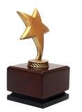 Gwiazdowa nagroda Zdjęcia Stock