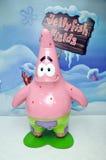 gwiazdowa Patrick statua obrazy stock