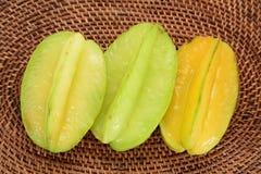 Gwiazdowe owoc Zdjęcie Royalty Free