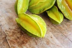 Gwiazdowe owoc. Zdjęcia Stock