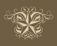 gwiazdowy ślimacznica western ilustracji
