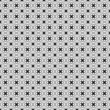 Gwiazdowy geometryczny bezszwowy wzór Mody grafika również zwrócić corel ilustracji wektora Tło projekt złudzenie optyczne Nowoży Fotografia Stock