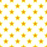 Gwiazdowy ikona wektor Klasyk kategoria Bezszwowy wzór gwiazdy projekt Modny płaski ulubiony projekt Gwiazdowy strona internetowa ilustracja wektor