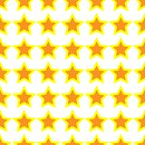 Gwiazdowy ikona wektor Klasyk kategoria Bezszwowy wzór gwiazdy projekt Modny płaski ulubiony projekt Gwiazdowy strona internetowa ilustracji