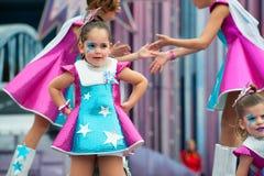 Gwiazdowy kostium zdjęcie royalty free