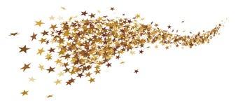 Gwiazdowy ślad royalty ilustracja