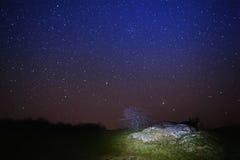 Gwiazdowy niebo Obrazy Royalty Free