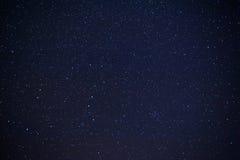 Gwiazdowy niebo Zdjęcia Royalty Free