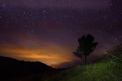 Gwiazdowy niebo Zdjęcie Stock
