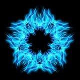 Gwiazdowy ogień ilustracja wektor