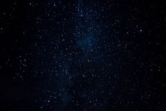 Gwiazdowy pole Obrazy Stock