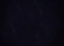 Gwiazdowy pole w głębokiej przestrzeni wiele lekcy rok dalecy Fotografia Stock