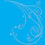 gwiazdowy valentine ilustracji
