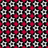 Gwiazdowy wzór royalty ilustracja