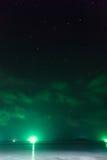 Gwiazdozbioru Ursa Ważny przy niebem Zdjęcia Stock