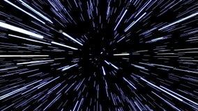 Gwiazdy łoktuszy podróż ilustracji