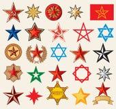 gwiazdy Ilustracja Wektor