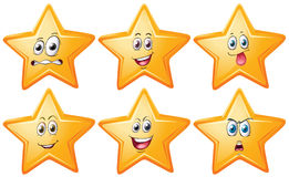 gwiazdy Obraz Royalty Free