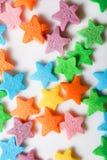 gwiazdy cukierek gwiazdy Fotografia Royalty Free