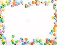 gwiazdy cukierek gwiazdy Zdjęcie Royalty Free