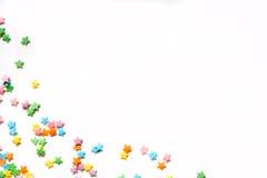 gwiazdy cukierek gwiazdy Obrazy Royalty Free