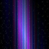 Gwiazdy i światło Zdjęcie Royalty Free