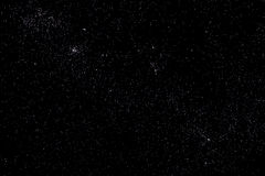 Gwiazdy i galaxy astronautycznego nieba gwiaździsty tło Zdjęcie Stock