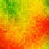 gwiazdy Jesień kolory Zdjęcia Royalty Free
