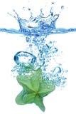 gwiazdy owocowa woda Obraz Stock
