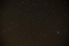 Gwiazdy w niebie Zdjęcie Stock