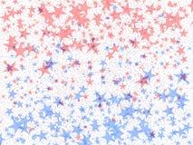 gwiazdy wielo- gwiazdy Fotografia Royalty Free