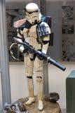 Gwiezdna wojna zabawkarski żołnierz Obraz Royalty Free