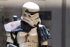 Gwiezdna wojna zabawkarski żołnierz Obrazy Royalty Free