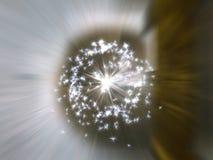 gwiezdny pył ilustracji