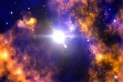 gwiezdny pył Fotografia Stock