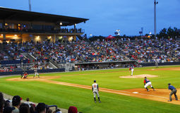 Gwinnett Braves Baseball stock images