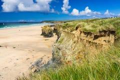 Gwithian Cornwall Engeland het UK Royalty-vrije Stock Afbeelding