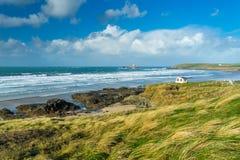 Gwithian Cornwall England Großbritannien Lizenzfreie Stockbilder