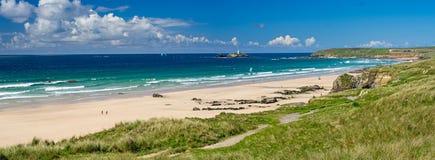 Gwithian Cornwall England UK Stock Photography