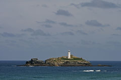 Gwithian, St. Ives Bay, Cornwall, England Royalty Free Stock Photography